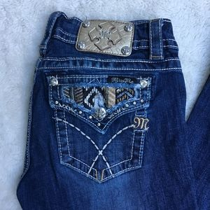"Miss Me Signature Bootcut Jeans Size 29x29"""